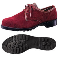 ミドリ安全 耐熱 安全靴 V351 ブラウン 28.0cm(3E) 1足 (直送品)