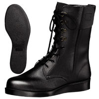 ミドリ安全 安全靴 VR230F ブラック 24.0cm(3E) 1足 (直送品)