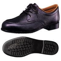 ミドリ安全 JIS規格 安全靴 女性用 短靴 ML410 24.0cm ブラック 1足 1100101407(直送品)
