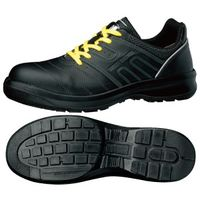 ミドリ安全 安全靴 G3590 静電 ひもタイプ ブラック 25.0cm 1足(直送品)