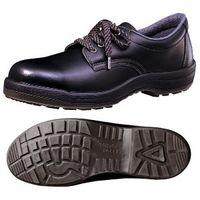 ミドリ安全 耐油・耐薬 安全靴 CF210NT ブラック 24.5cm(3E) 1足 (直送品)