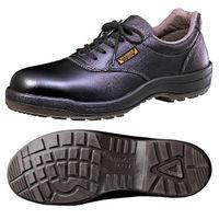ミドリ安全 快適安全靴 ハイ・ベルデコンフォート CF211 ブラック 26.5cm(3E) 1足 (直送品)