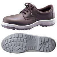 ミドリ安全 快適安全靴 ハイ・ベルデコンフォート CF210 グレー 25.5cm(3E) 1足 (直送品)
