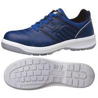 ミドリ安全 安全靴 G3590 ひもタイプ ネイビー 26.5cm 1足(直送品)