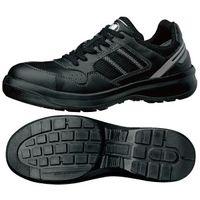 ミドリ安全 安全靴 G3690 ひもタイプ ブラック 小 22.0cm 1足(直送品)