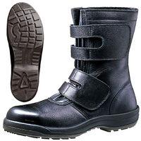 ミドリ安全 快適安全靴 ハイ・ベルデコンフォート CF235 マジックテープ ブラック 26.5cm(3E) 1足 (直送品)