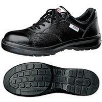 ミドリ安全 静電安全靴 ESG3211 eco ブラック 26.5cm(3E) 1足 (直送品)