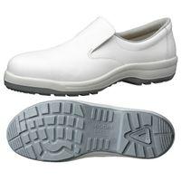 ミドリ安全 静電安全靴 ハイ・ベルデコンフォート CF200 ホワイト 25.0cm(3E) 1足 (直送品)
