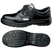 ミドリ安全 静電安全靴 ESG3210 eco ブラック 24.5cm(3E) 1足 (直送品)