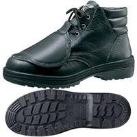 ミドリ安全 安全靴 RT920 甲プロテクター ブラック 25.0cm(3E) 1足 (直送品)