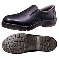 ミドリ安全 快適安全靴 ハイ・ベルデコンフォート CF200 ブラック 24.0cm(3E) 1足 (直送品)