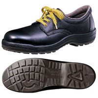 ミドリ安全 静電安全靴 ハイ・ベルデコンフォート CF210 ブラック 27.0cm(3E) 1足 (直送品)