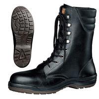 ミドリ安全 快適安全靴 ハイ・ベルデコンフォート CF230 ブラック 27.0cm(3E) 1足 (直送品)
