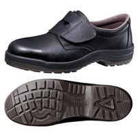 ミドリ安全 快適安全靴 ハイ・ベルデコンフォート CF215 マジックテープ ブラック 24.0cm(3E) 1足 (直送品)
