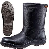 ミドリ安全 静電安全靴 ハイ・ベルデコンフォート CF240 ブラック 25.5cm(3E) 1足 (直送品)
