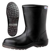 ミドリ安全 静電安全靴 ES240 eco ブラック 28.0cm(3E) 1足 (直送品)