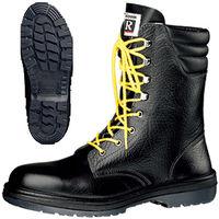 ミドリ安全 静電安全靴 RT930 ブラック 25.0cm(3E) 1足 (直送品)
