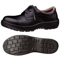 ミドリ安全 女性用 快適安全靴 ハイ・ベルデコンフォート LCF210 ブラック 24.5cm(3E) 1足 (直送品)