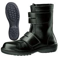 ミドリ安全 安全靴 RT735 ブラック 24.0cm(3E) 1足 (直送品)