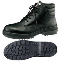 ミドリ安全 JIS規格 安全靴 中編上 ハイカット RT920 24.0cm ブラック 1足 1610000007(直送品)