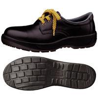 ミドリ安全 女性用 静電安全靴 LCF210 ブラック 25.0cm(3E) 1足 (直送品)