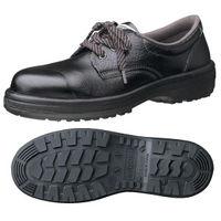 ミドリ安全 女性用 ラバーテック 安全靴 LRT910 ブラック 24.0cm(3E) 1足 (直送品)