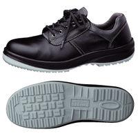 ミドリ安全 安全靴 HGS310 ブラック 24.5cm(3E) 1足 (直送品)