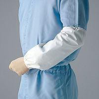 ミドリ安全 腕カバー 耐薬品静電性アームカバー 2枚入  1袋(2枚入)(直送品)