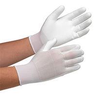 ミドリ安全 ウレタンコーティング手袋 MCG-100 手のひらコート S 10双入 1セット(10双入)(直送品)