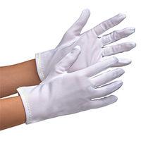 ミドリ安全 品質管理用手袋 No.7300ナイロン LL 12双入 1打(12双入)(直送品)