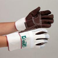 ミドリ安全 耐切創手袋 ネル片面鎖入手袋 S型  1双(直送品)