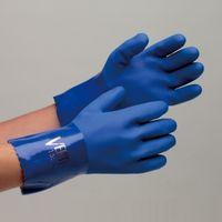 ミドリ安全 塩化ビニール製手袋 VERTE-135 M 10双入 1セット(10双入)(直送品)