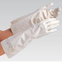 ミドリ安全 ニトリル手袋 ベルテ250 ホワイト 薄手 L 10双入 1セット(10双入)(直送品)