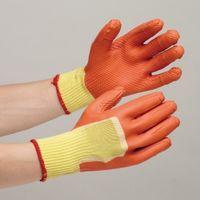 ミドリ安全 作業手袋 ハイグリップ ゴム張りソフト MHG-300 L 5双入 1セット(5双入)(直送品)