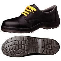 ミドリ安全 静電安全靴 ハイ・ベルデコンフォート CF110 ブラック 23.5cm(3E) 1足 (直送品)