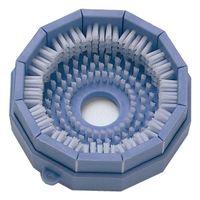 ミドリ安全 つめっこ除菌ブラシ ブルー  1個(直送品)