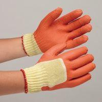 ミドリ安全 作業手袋 ハイグリップ ゴム張りハード MHG-310 L 5双入 1セット(5双入)(直送品)