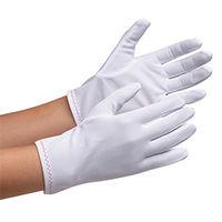 ミドリ安全 品質管理用手袋 No.8000ナイロンW L 12双入 1打(12双入)(直送品)