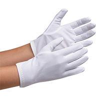 ミドリ安全 品質管理用手袋 No.8000ナイロンW LL 12双入 1打(12双入)(直送品)