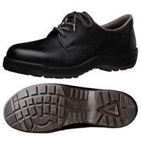 ミドリ安全 快適安全靴 ハイ・ベルデコンフォート CF110 ブラック 24.5cm(3E) 1足 (直送品)