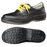 ミドリ安全 女性用 静電安全靴 LCF440 ブラック 25.0cm(3E) 1足 (直送品)