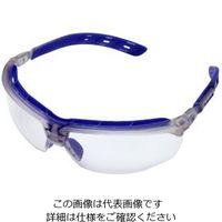ミドリ安全 曇り止め ビジョンベルデ 保護めがね ブルー VD-203F 1個(取寄品)