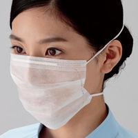 ミドリ安全 防塵 衛生マスク K-114(頭掛け) 1セット(3000枚:100枚×30箱)(直送品)