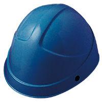 ミドリ安全 ヘルメット ABS ブルー 頭囲/55cm~62cm SC-3H KP付 1個 (直送品)