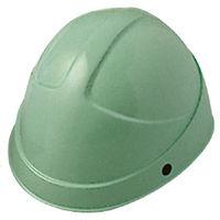 ミドリ安全 ヘルメット ABS モスグリーン 頭囲/55cm~62cm SC-3H KP付 1個 (直送品)