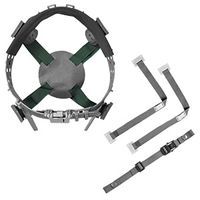 ミドリ安全 ヘルメット関連用品 ヘルメット内装品 内装一式 SC-1BN RA用 1式 (直送品)