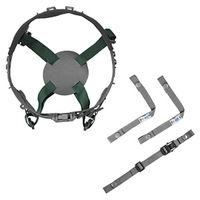 ミドリ安全 ヘルメット関連用品 ヘルメット内装品 内装一式 RA用 SC-5B 1式 (直送品)