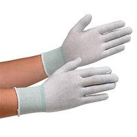 ミドリ安全 静電気拡散性手袋 MCGー802 ノンコート M 10双/袋 1袋(10双入)(直送品)
