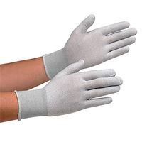 ミドリ安全 静電気拡散性手袋 MCGー802 ノンコート L 10双/袋 1袋(10双入)(直送品)