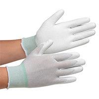 ミドリ安全 静電気拡散性手袋 MCGー800  手のひらコーティング M 10双/袋 1袋(10双入)(直送品)